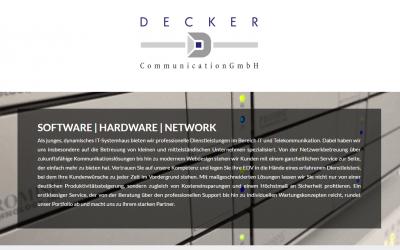 DKC.de erstrahlt im neuen Design